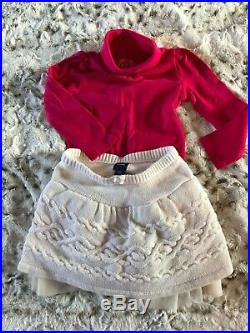 17pc Lot toddler girls size 3 Winter Fall Spring clothes Gymboree TCP Baby Gap