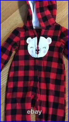 19 Pcs Mixed Lot Baby Boy Fall Winter Clothes Size 3/6 Months Gap Puma Carters