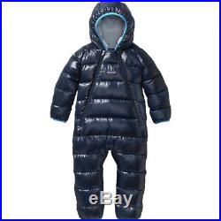 1/2 PRICE Patagonia Infant to Toddler Down Bunting, IMMACULATE, 8 month to 3T