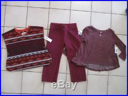 29Pc. Girls Size 3T FALL & WINTER Lot Clothes & Outfits NAME BRANDS NWT New