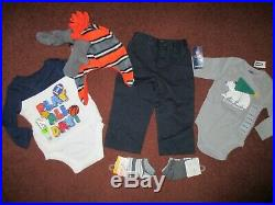 30Pc Baby Boys Winter Christmas Size 12-18 Months Lot CLOTHES & OUTFITS NEW