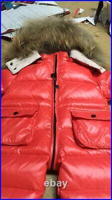 -30 Kids Winter Children Clothing Waterproof Down Jacket Baby Clothes Overcoat