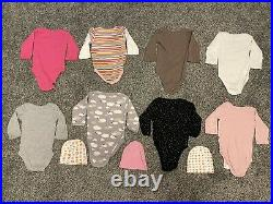 3-6 month baby girl clothes 23-piece fall / winter lot