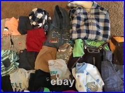3 Months Infant Boy Clothes Lot Winter Gymboree, new WithTags, gap, 81 Pieces Total