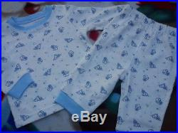 41x WINTER MICKEY NEW BUNDLE OUTFITS BABY BOY CLOTHES 0/3 M 3/6 MTHS+ NRG