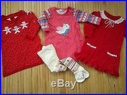 45x WINTER NEXT RJR DEB NEW USED BUNDLE OUTFITS BABY GIRL 0/3 MTHS 3/6 M (6)