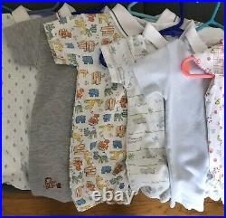 50 Piece Set of Kissy Kissy Baby Clothes! Pre 0-3 3-6 6-9 9-12 3T Your choice