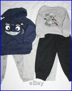 55pc Baby Boy Winter clothing outfit set Winter coat Lot 18 24 months Carter's
