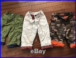 65+ Piece LOT 2T Boys Toddler GAP Gymboree Old Navy Carters Fall Winter