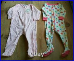 69 Piece Baby Girl Clothing Lot Sizes 6-9 & 9month. Outfits, dresses, shirts, etc