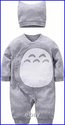 6-9Month Baby Clothing Rompers Coveralls My Neighbor Totoro New zybaby