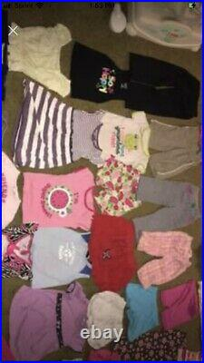 79 18-24 Months Baby Girl Fall Winter Clothes Lot