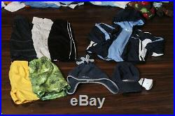 83pc BABY TODDLER BOYS CLOTHING LOT Size 12-18 months Summer Winter Tops Shorts