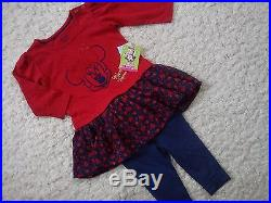 AMAZING27x NEW BUNDLE OUTFITS SUMMER WINTER BABY GIRL 6/9 MTHS(2.4)