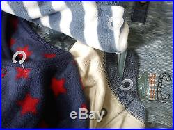 AMAZING35x NEW BUNDLE OUTFITS MICKEY SUMMER WINTER BABY BOY 0/3/6 MTHS(3)NR935