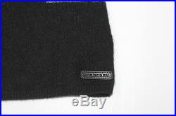 AUTH $265 Burberry Children Girl Gray 100% Cashmere Dress 18m