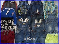 AUTUMN WINTER NEXT 42x BUNDLE BABY BOY CLOTHES 6/9 MTHS 9/12 MTHS SUMMER (5.7)