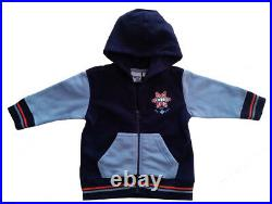 AU WHOLESALE BABY KIDS CLOTHING Boys Polar Fleece Hood Jacket MYER STOCK From $7