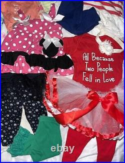 Adorable Baby Girl 3-6 months Mixed Seasons 25+ pc Lot! Sets Outfits Clothes