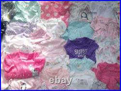 Adorable Baby Girl Newborn, 0-3 3 mo Fall Winter Clothes Lot Outfits EUC