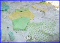 Adorable Baby UNISEX Baby Neutral Girl Boy Fall Winter Clothes Lot Carters