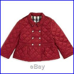 Authentic burberry toddler jacket