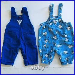 BABY BOYS 3/6mo WINTER OSHKOSH CLOTHES VINTAGE