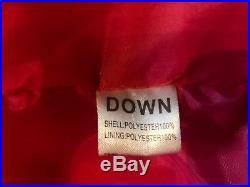 BOGNER Girls Toddler 3T-4T Winter Ski-suit Snowsuit Jacket Pants Pink Flowers