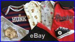 Baby Boy 0/3 3 3/6 6 Months Fall Winter Outfits Sets Clothes Lot Free Shipping