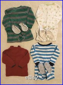Baby Boy Clothes lot of 18 Mostly 12 Months Mixed Brands