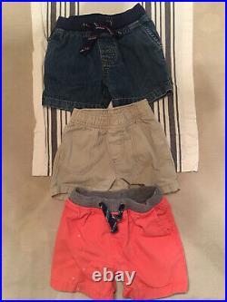 Baby Boy Infant Sz 12 Months Mixed Clothes Lot 65 Pieces Outfits PJ Shirts Pants