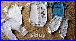 Baby Boy Newborn 0/3 3/6 Months Spring Summer Sets Clothes Rompers Outfits Lot