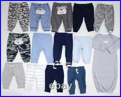 Baby Boy Newborn 0-3 3 Months Spring Summer Clothes Outfits Sets 86 pc Lot