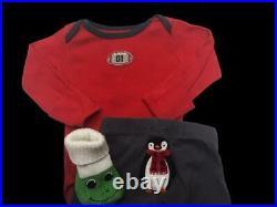 Baby Boy Newborn 0-3 Month 3-6 Month Carter's GAP Fall Winter Oufits Clothes Lot