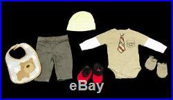 Baby Boy Newborn 0-3 Months 3-6 Mo Camo Carter's Winter Oufits Sets Clothes Lot