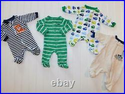 Baby Boy PREEMIE Carters Bodysuit Shirt Pants Sleepers Clothes Outfit Lot Reborn