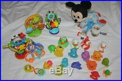 Baby Boy Winter Outfit Set 3-6 6 9 months Clothing Lot 50pc Carters Disney TOYS