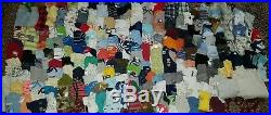 Baby Boy winter and summer Clothes Lot N-12 Mo