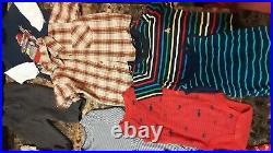 Baby Boys Lot 0 3 6 mo. Month Clothes Fall Winter 46 pcs NIKE GAP CARTERS Sets