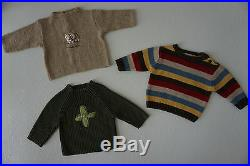 Baby Boys Size 6-12 Months Fall Clothes Lot 16 Items Gymboree Gap Le Top L1-17