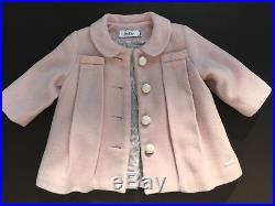 Baby Dior baby girls winter coat 18M