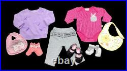 Baby Girl 3-6 Months 6-9 Months Carter's Fall Winter Outfits Shoes Clothes Lot
