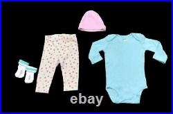 Baby Girl 3-6 Months 6-9 Months Carter's Summer Oufits Sets Clothes Lot