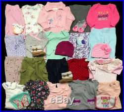 Baby Girl 3 Months 3-6 Months NIKE Carter's Outfits Sets Shoes Clothes Lot