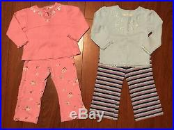 Baby Girl Clothes 12-18 Months 39 Piece Lot Gymboree Gap Old Navy TCP Carters
