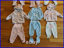 Baby Girl Clothes Huge Lot 32 pcs Winter 3-6 mo