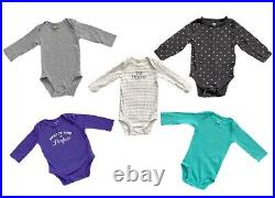 Baby Girl Fall Winter Clothing Huge Mixed Lot Long Sleeves Pants PJs Outfits 3M