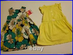 Baby Girl Infant Clothing Lot 0-3 3-6-9 12-18-24 Months New 100pc Wholesale