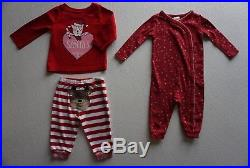 Baby Girl Size 9 Months, 6-12 Months Spring, Fall Clothes Lot of 35 Items L2-18