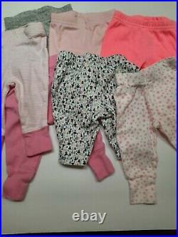Baby Girl Sz Newborn Clothing Lot 29 Pieces